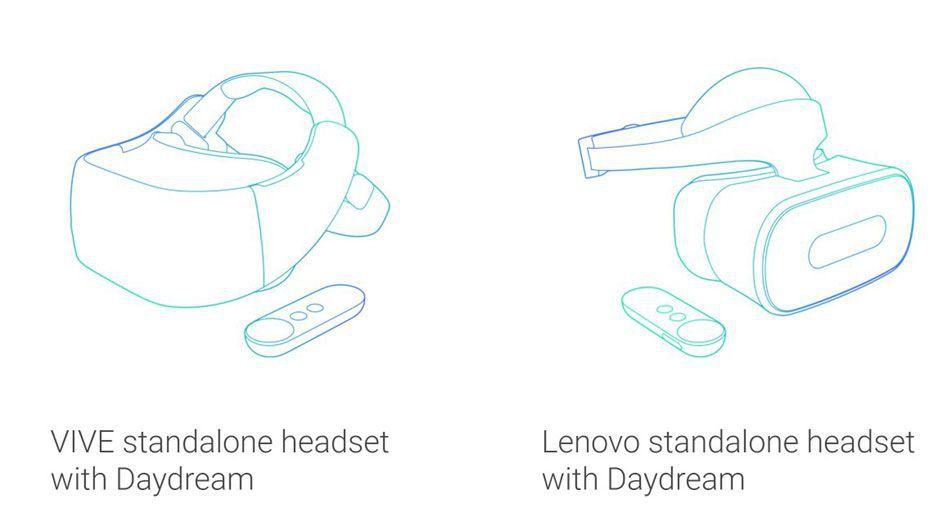 vr headsets with daydream