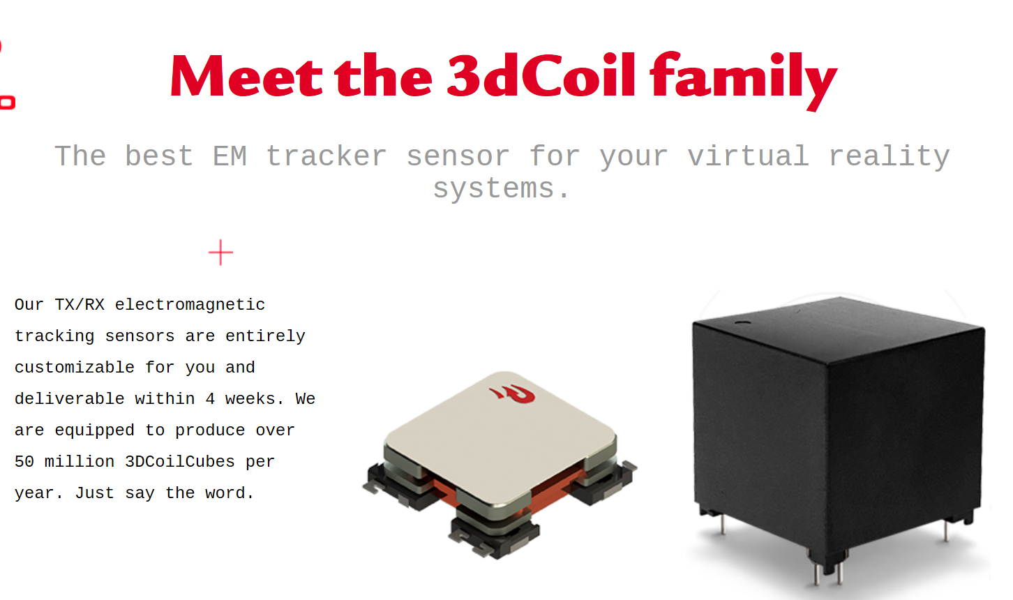 the 3dcoil family