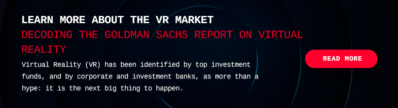 VR market and predictions