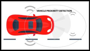 vehicle proximity detection